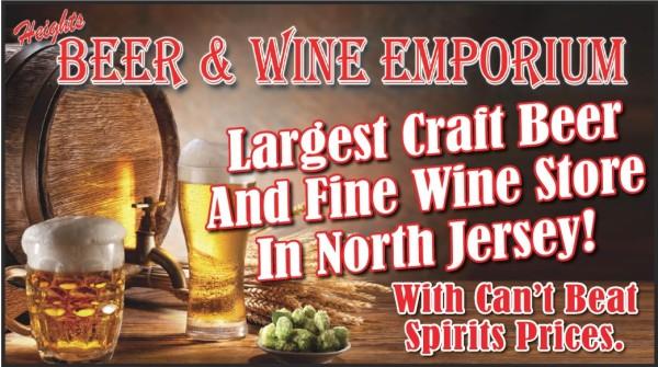 Heights Beer and Wine Emporium