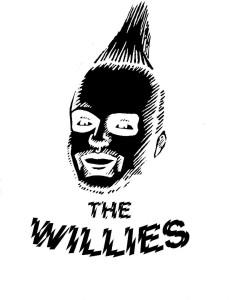 Ranchero Cantina The Willies