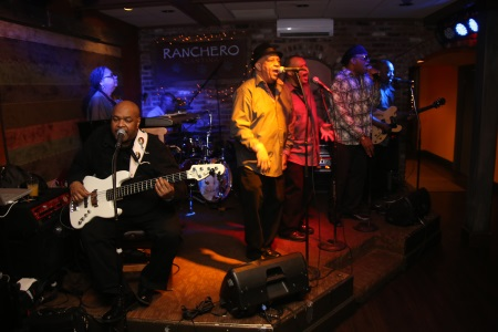 Ranchero Cantina Total Eclipse Band