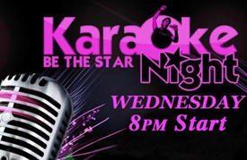 Events Wednesday Karaoke Night