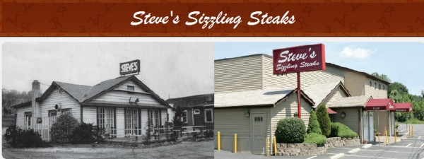 Steves Sizzling Steaks
