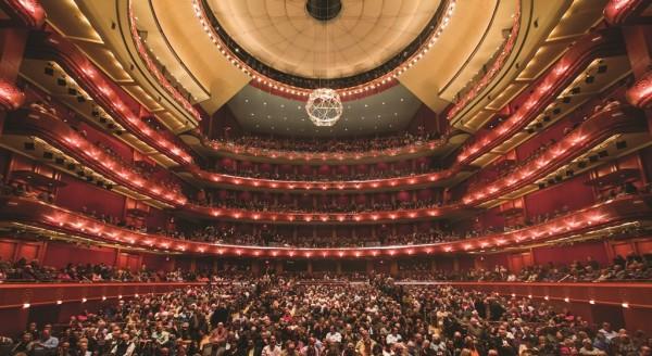 NJPAC Theater