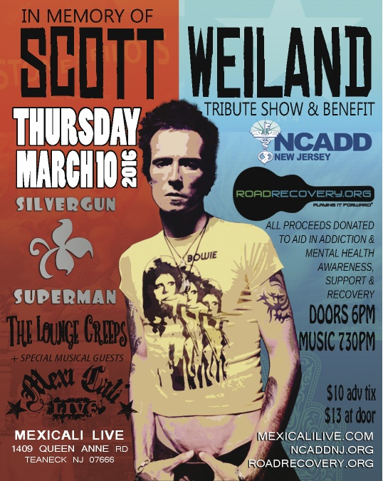 Scott Weiland Tribute 2-17-16