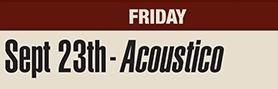 acoustico