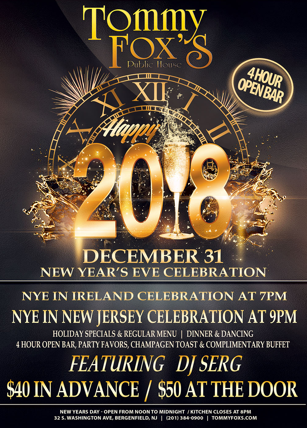 Events Nye
