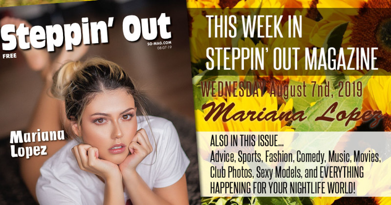 Steppin' Out Magazine – Restaurants – Bars – Sports – Local music