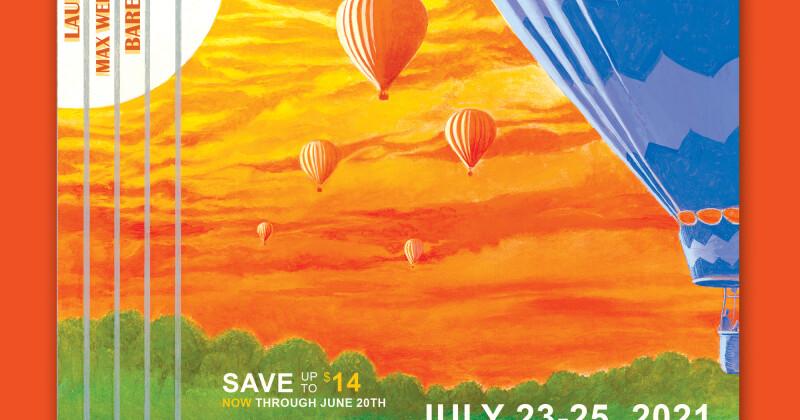 NJ Festival of Ballooning